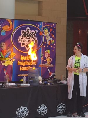 GCR Kids Club Mad Science