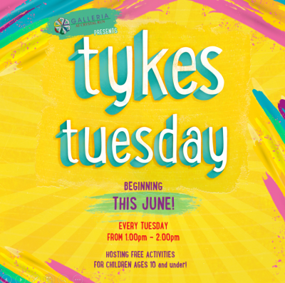 Tykes Tuesday Square
