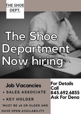 Beige Photo Job Vacancy Announcement