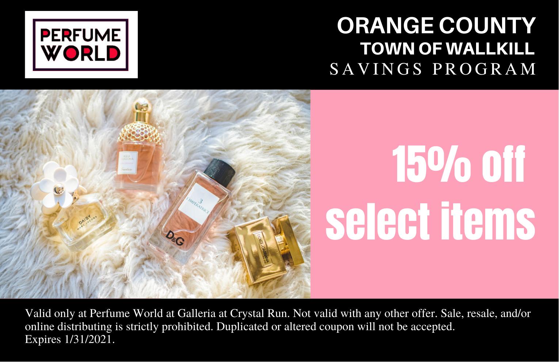 INSIDER PROGRAM perfume world