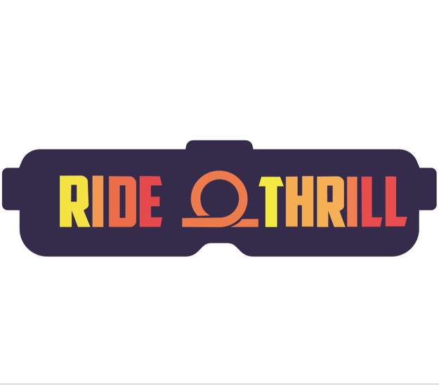 Ride Thrill Logo Square