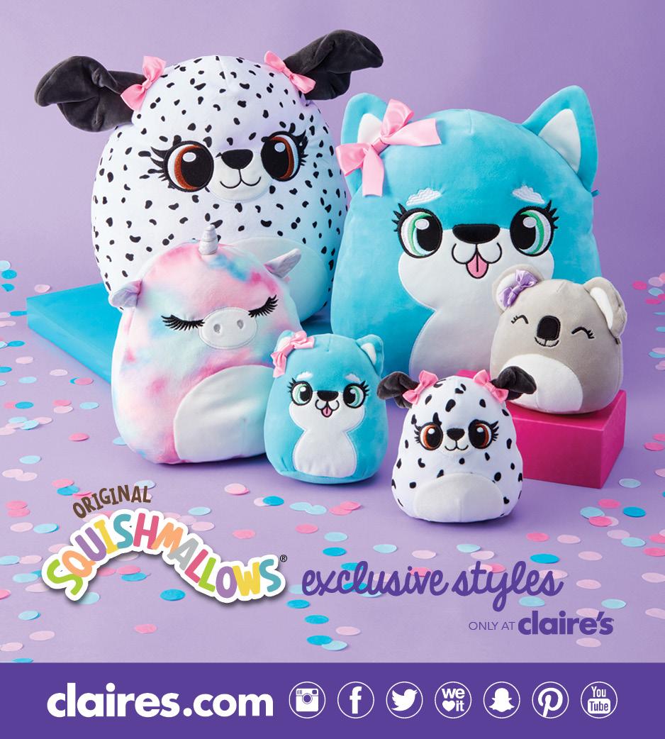Squishmallows NA